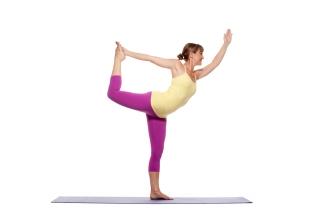Dancer Pose - natarajasana