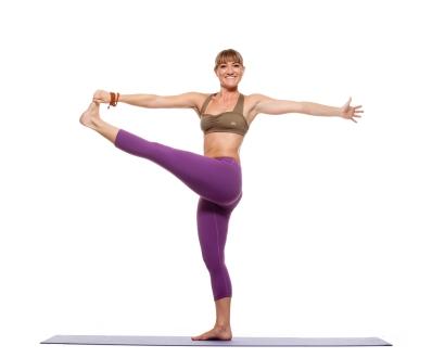 Parivritta Padangustasana - Revolved Big Toe Balance Pose