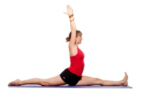 Hanumanasana - Monkey God or Splits Pose