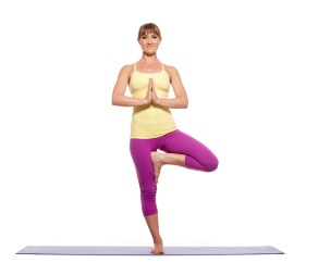 Tree Pose - Vrksasana