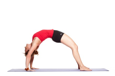 Urdhva Dhanurasana - Upward Bow Pose